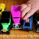 Encouraging Girls to Love Big Machines