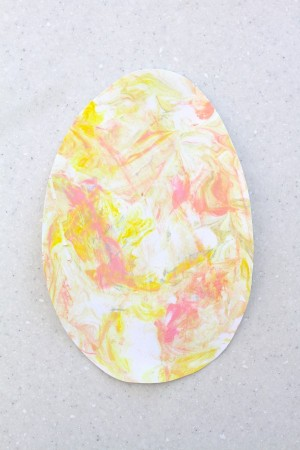 IMG 9131 300x450 Marbled Easter Egg Painting