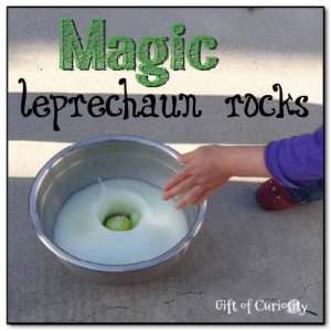 Magic Leprachaun Rocks