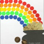 Rainbow Pot of Gold Craft 150x150 Show and Share Saturday Link Up!