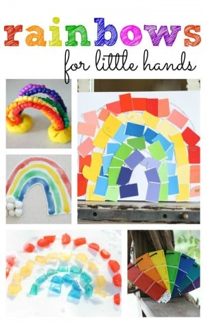 Rainbows for Little Hands