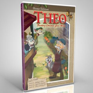 Theo DVD Review and Giveaway