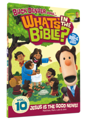 What's in the Bible? Volume 10:  Product Review & Giveaway
