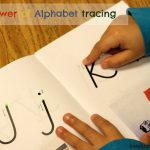 alphabet tracing 150x150 A Lesson from the Giant Cheerio Spill