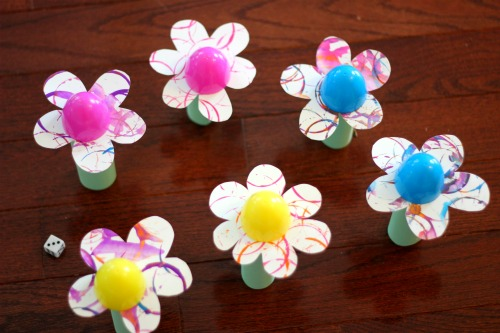 build a garden game 20 Plastic Egg Activities