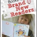 Books for Brand New Readers1 150x150 Seven Things You Should Be Doing as You're Reading to Your Child