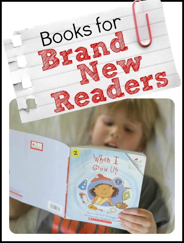 BOB Books for Brand New Readers