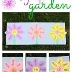 Consonant Digraph Garden 150x150 Write and Stick a Sound
