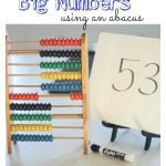 Counting Up to Big Numbers using an Abacus 150x150 Skip Counting with an Abacus