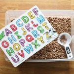 Hide-and-Seek Alphabet Puzzle