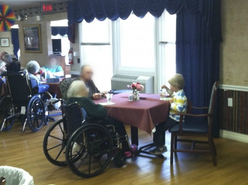 Nursing Home 500x373 Take Your Child to Work Day is Thursday, April 25th