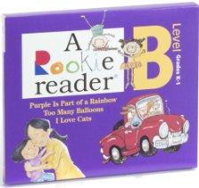 Rookie Reader B