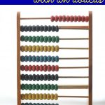 Skip Counting with an Abacus 150x150 Make Your Own Abacus