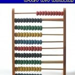 Skip Counting with an Abacus 150x150 Summer Math Fun for Preschoolers & Kindergarteners