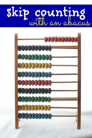 Skip Counting with an Abacus