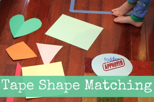 tape shape matching