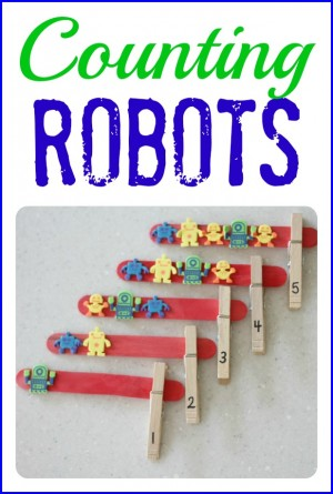 Counting Robots
