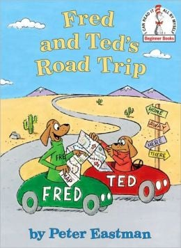Fred Teds Road Trip Books about Road Trips