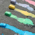 ice chalk 150x150 Show and Share Saturday Link Up!