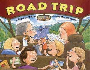road trip Books about Road Trips