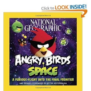 Angry Birds Space Puffy Planets