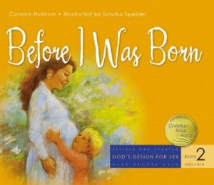 Before I Was Born 300x259 Books about the Tough Stuff:  Stranger Safety, Safe Touches, and How Babies Are Made