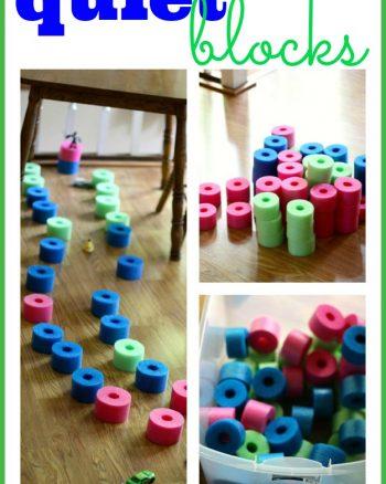 DIY Quiet Blocks
