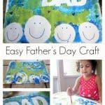 Easy Fathers Day Craft for Kids  150x150 Show and Share Saturday Link Up!