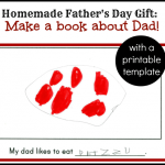 Fathers Day Book 150x150 Show and Share Saturday Link Up!