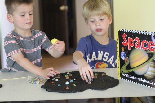 IMG 0652 500x333 Outer Space Playdough
