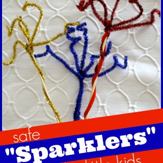 "Safe ""Sparklers"" for Little Kids"