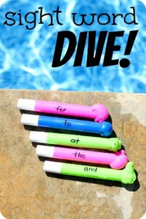 Sight Word Dive1 300x450 Show and Share Saturday Link Up!