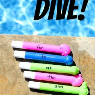 Sight Word Dive
