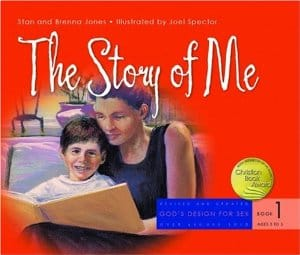 The Story of Me Books about the Tough Stuff:  Stranger Safety, Safe Touches, and How Babies Are Made