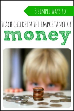 3 Ways to Teach Children the Importance of Money 300x447 Show and Share Saturday Link Up!