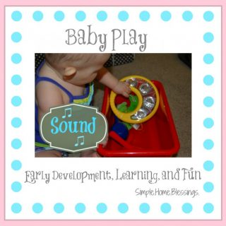 Baby Play: Introducing Sound Concepts
