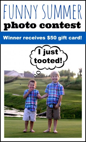 Funny Summer Captioned Photo Contest