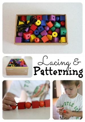Lacing & Patterning