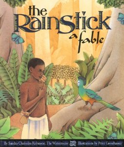 The Rain Stick Make a Rain Stick