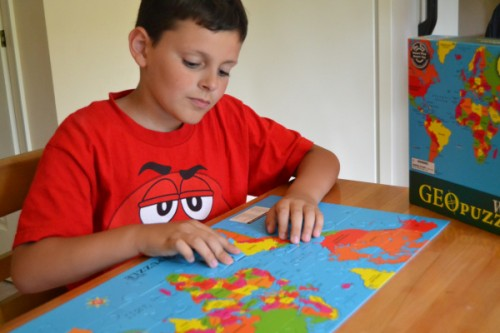 puzzles 500x333 5 Ideas for Free Summer Play