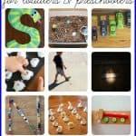 35+ Alphabet Activities for Toddlers & Preschoolers