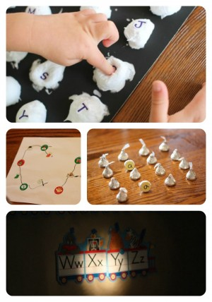 Alphabet Activities for Toddlers & Preschoolers 1