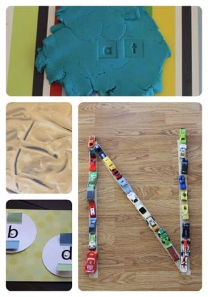 Alphabet Activities for Toddlers & Preschoolers 4