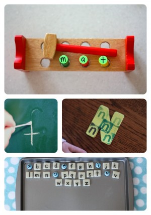 Alphabet Activities for Toddlers & Preschoolers 5