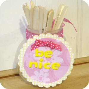 Be Nice Jar