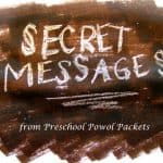 Secret Messages