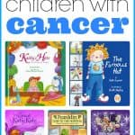 Books for Children with Cancer
