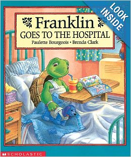 Franklin Goes to the Hospita