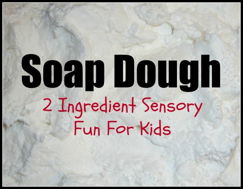 Soap Dough 500x389 Show and Share Saturday Link Up!