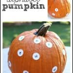 Alphabet Pumpkin:  Matching Capital and Lowercase Letters